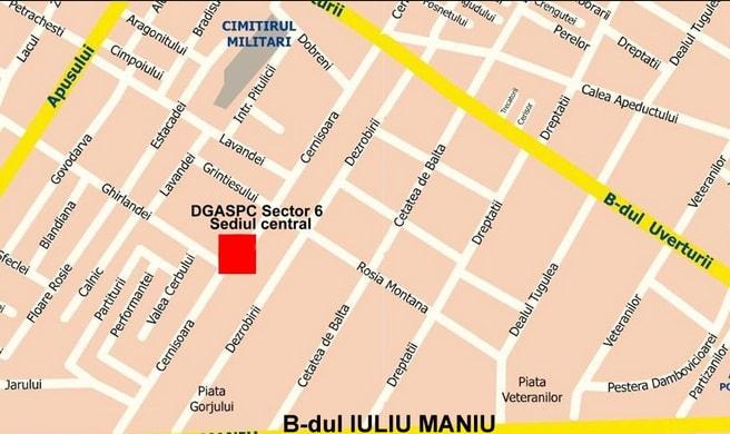 DGASPC Sector 6, anunt privind redistribuirea suplimentara a ajutoarelor alimentare