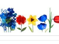 Prima zi a Primaverii 2015 - 20 martie 2015 - sarbatorita de Google. Trei evenimente astronomice marcheaza ziua