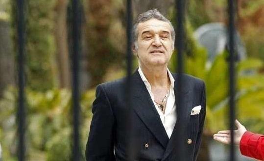 ANAF a recuperat 1,7 milioane de euro de la Gigi Becali. Ce reactie a avut patronul Stelei