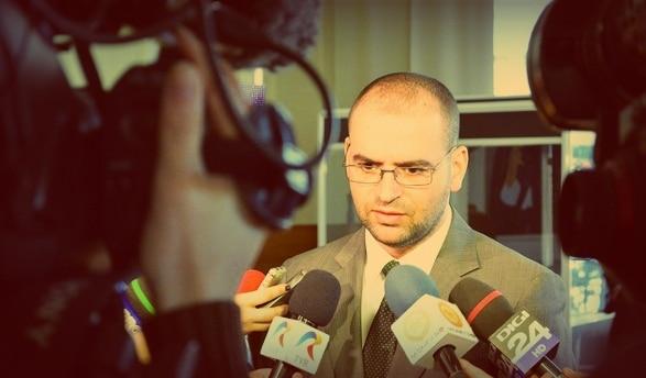 Horia Georgescu, retinut de DNA dupa sase ore de audieri. Seful ANI este acuzat de trei infractiuni de abuz in serviciu