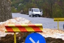INFOTRAFIC: Atentie in Caras-Severin, caderi de pietre pe DN57