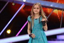 Iuliana Beregoi la NEXT STAR! Micuta este din Orhei, Republica Moldova