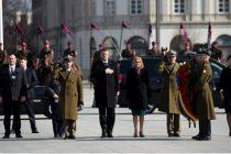 Klaus Iohannis s-a intalnit cu comunitatea romaneasca din Polonia. Vezi discursul integral