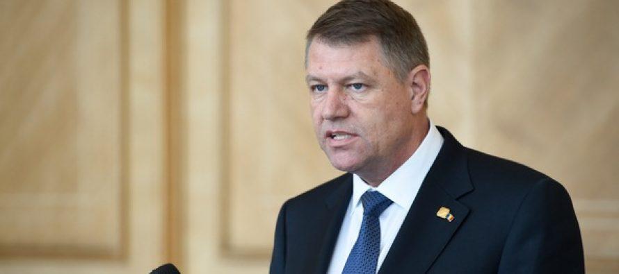 Klaus Iohannis sustine revendicarile strazii si anunta consultari cu partidele: Foarte tarziu, guvernul a demisionat. A fost nevoie sa moara oameni