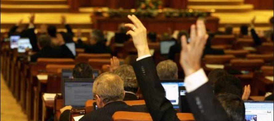 "Scandal in Camera Deputatilor pe Legile justitiei. USR sustine ca parlamentarii PSD au avut ""un comportament absolut odios"""