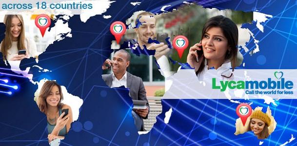 Lycamobile - un nou operator de retele virtuale mobile in Romania. Convorbirile in strainatate, cu doar 1 eurocent pe minut