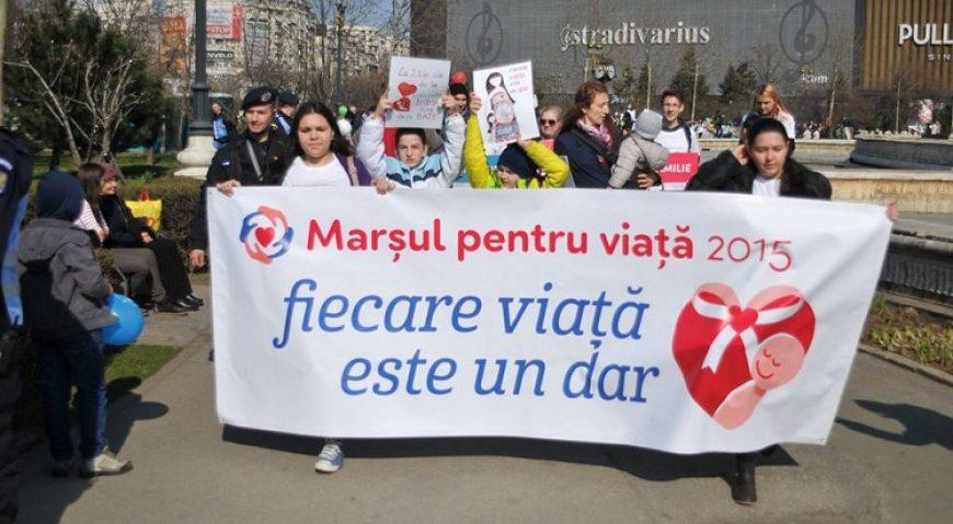 Marsul pentru Viata 2015 - Bucuresti