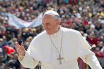 Papa Francisc vine in Romania pe 31 mai. Suveranul Pontif va sta trei zile la Bucuresti, Iasi si Cluj