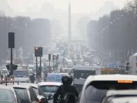 La Paris au circulat ieri doar masinile cu numar fara sot