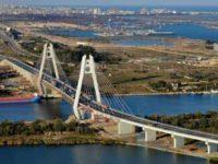 Podul de la Agigea va fi inchis in perioada 8 - 25 mai 2017