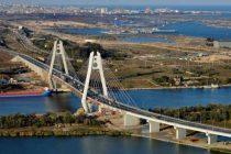 Traficul rutier pe Podul Agigea se va desfasura pe doua benzi pana pe 5 mai