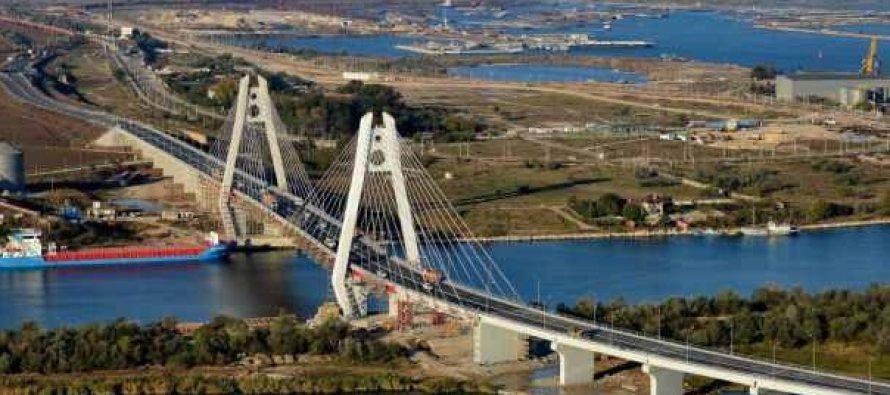 Podul de la Agigea va fi inchis in perioada 8 – 25 mai 2017