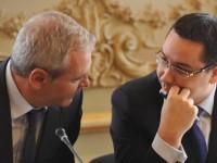 Liviu Dragnea ii cere lui Victor Ponta sa se intoarca in tara, pentru Guvern si pentru partid