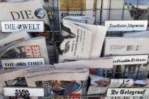 Ziare din Germania, Italia, Franta , Spania, Belgia si Elvetia au semnat un acord de parteneriat