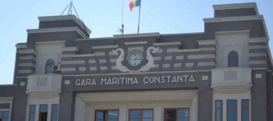 Proteste in Gara Maritima Constanta, accesul este blocat de sindicalisti