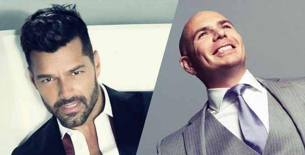 Ricky Martin si Pitbull - Mr. Put It Down ar putea deveni hitul verii 2015! VIDEO