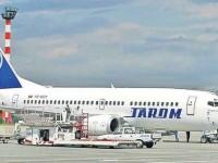 Tarom suspenda mai multe zboruri externe din Iasi, raman in vigoare cursele catre Luton si Tel Aviv