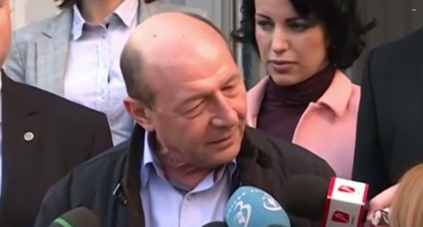 Basescu, atac la Tiberiu Nitu, Gabriela Firea si Oreste Teodorescu. VIDEO