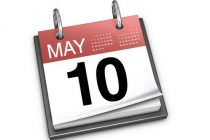 10 mai va fi zi de sarbatoare nationala