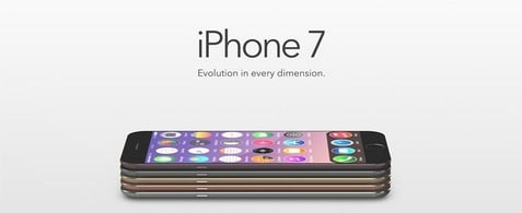 iPHONE 7 ca fi lansat in luna septembrie