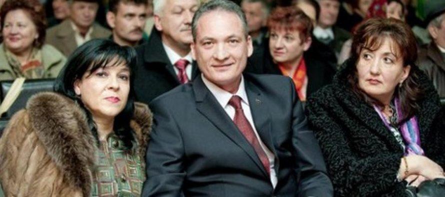 Mihaela Cordos, sotia senatorului PSD Alexandru Cordos, arestata pentru 30 de zile