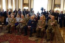 Ambasadorul Rusiei, Oleg Malginov, i-a medaliat pe veteranii de razboi rusi si romani