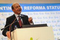 Basescu: La noi ca la nimeni. Mai avem mult de lucrat pana vom deveni o democratie consolidata