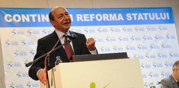 Traian Basescu - PMP