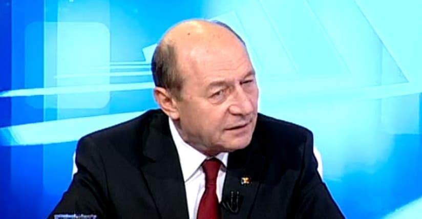 Traian Basescu, suparat ca oamenii numiti de el in Justitie fac matanii gastii lui Iohannis
