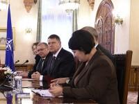 Consultari Cotroceni: Ce a discutat Iohannis cu partidele pe tema legii securitatii cibernetice
