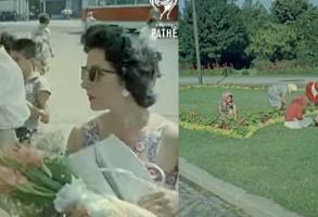 Bucurestiul de altadata, 1961. VIDEO PENTRU NOSTALGICI