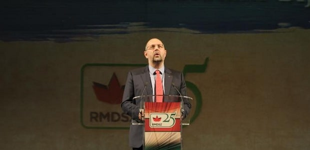 Congresul UDMR ii reuneste pe liderii PSD, PNL, PC si PLR