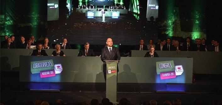CONGRESUL UDMR, sub semnul reconfigurarii modului de a face politica. Ponta: Jó napot kívánok!