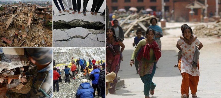CUTREMUR IN NEPAL. Peste 4.200 de morti si cel putin 7.000 de raniti