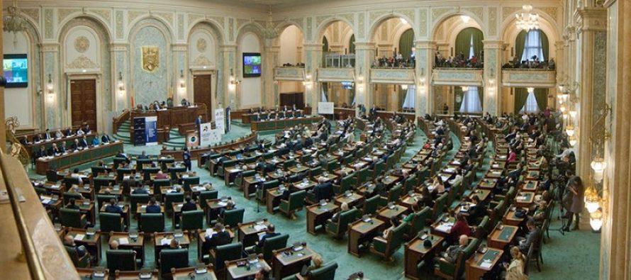 Comisia economica din Senat a amanat luarea unei decizii privind avizul pe OUG 79/2017