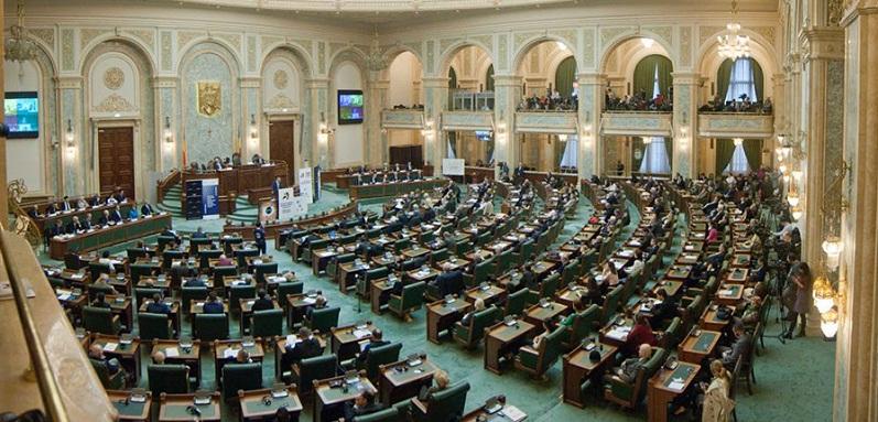 Codul Penal, adoptat de Senat. Proiectul va primi vot final la Camera Deputatilor