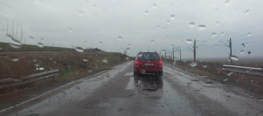 INFOTRAFIC: Cum se circula pe autostrazi, drumuri nationale si judetene, luni, 6 aprilie