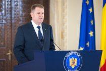 Iohannis, la receptia de Ziua Nationala: De teama Justitiei si a statului de drept, unii inventeaza scenarii despre un altfel de stat