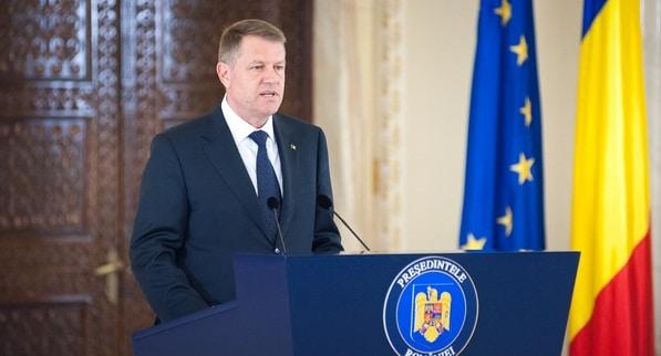 Presedintele Iohannis anunta consultari cu partidele dupa Paste