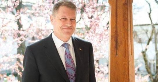 Iohannis este in vacanta de Pasti pana in 10 aprilie
