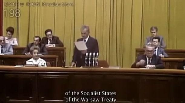 Planul masonilor, deconspirat inainte de moartea lui Ceausescu. VIDEO
