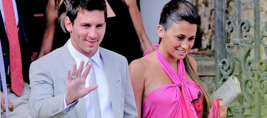 Messi va fi din nou tatic! Va avea un baietel cu logodnica sa, Antonella Roccuzzo