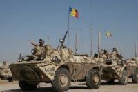 Trei militari romani au fost raniti in Afganistan, unul este in stare grava. Militarii erau de la batalionul din Focsani