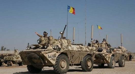 Opt militari romani au fost raniti in Afganistan intr-un atentat cu masina-capcana, fiind dusi la Spitalul Militar din Kandahar