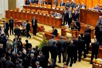 Motiunea de cenzura impotriva Guvernului Dancila a fost respinsa de Parlament. Dancila: Va spun un singur lucru, nu imi dau demisia!
