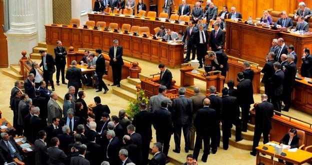 Motiunea impotriva Guvernului Grindeanu nu ar putea fi citita astazi in Parlament