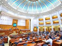 Dezbatere si vot fulger la modificarile pe Codul de procedura penala, desi in program nu figura o sedinta cu vot final. UPDATE
