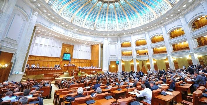 Motiunea de cenzura a Opozitiei este dezbatuta si votata astazi in Parlament. UDMR va parasi sala