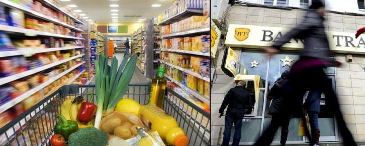 Program supermarketuri si banci de Paste 2015. Ce program au Carrefour, Auchan, Kaufland, Cora, Selgros, Mega Image de Paste 2015