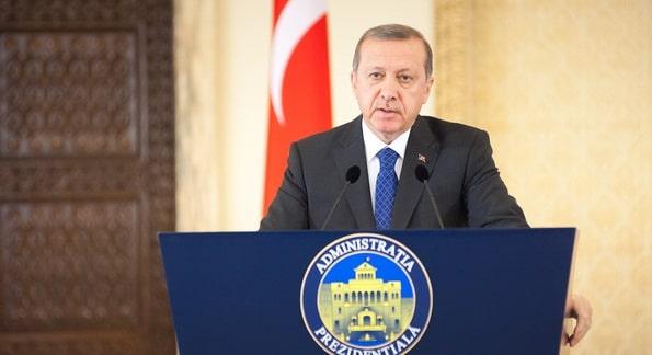 Declaratiile lui Recep Tayyp Erdogan la Cotroceni: In Romania ne simtim in casa prietenilor nostri